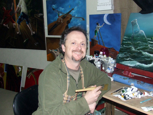 Duguay michel biography for Biographie artiste peintre